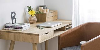 Muebles oficina y estudio micasa Escritorios rusticos para oficina