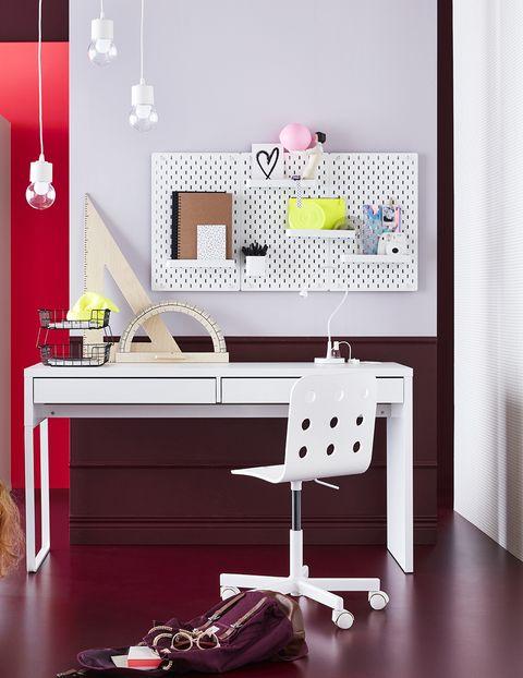 Mesa Despacho Ikea Blanca.Ya Esta Disponible El Catalogo De Ikea 2019 Las Novedades