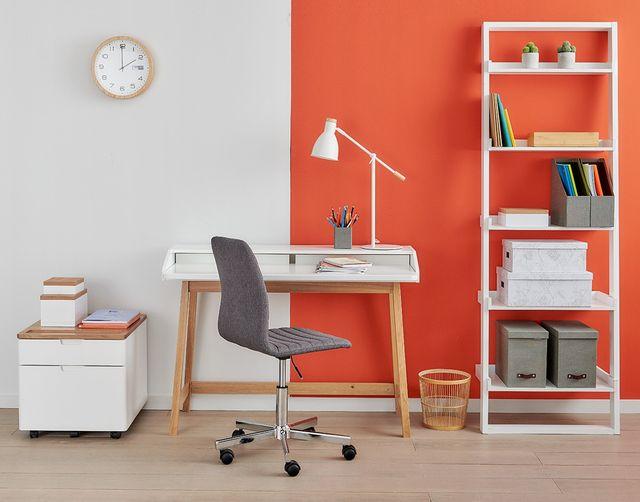 escritorio estilo nórdico