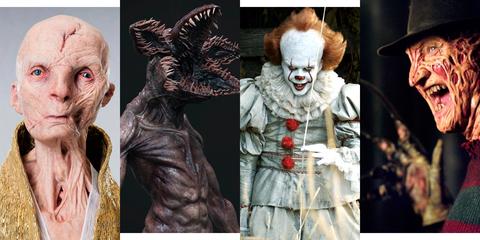 esculturas cine terror lorecraft