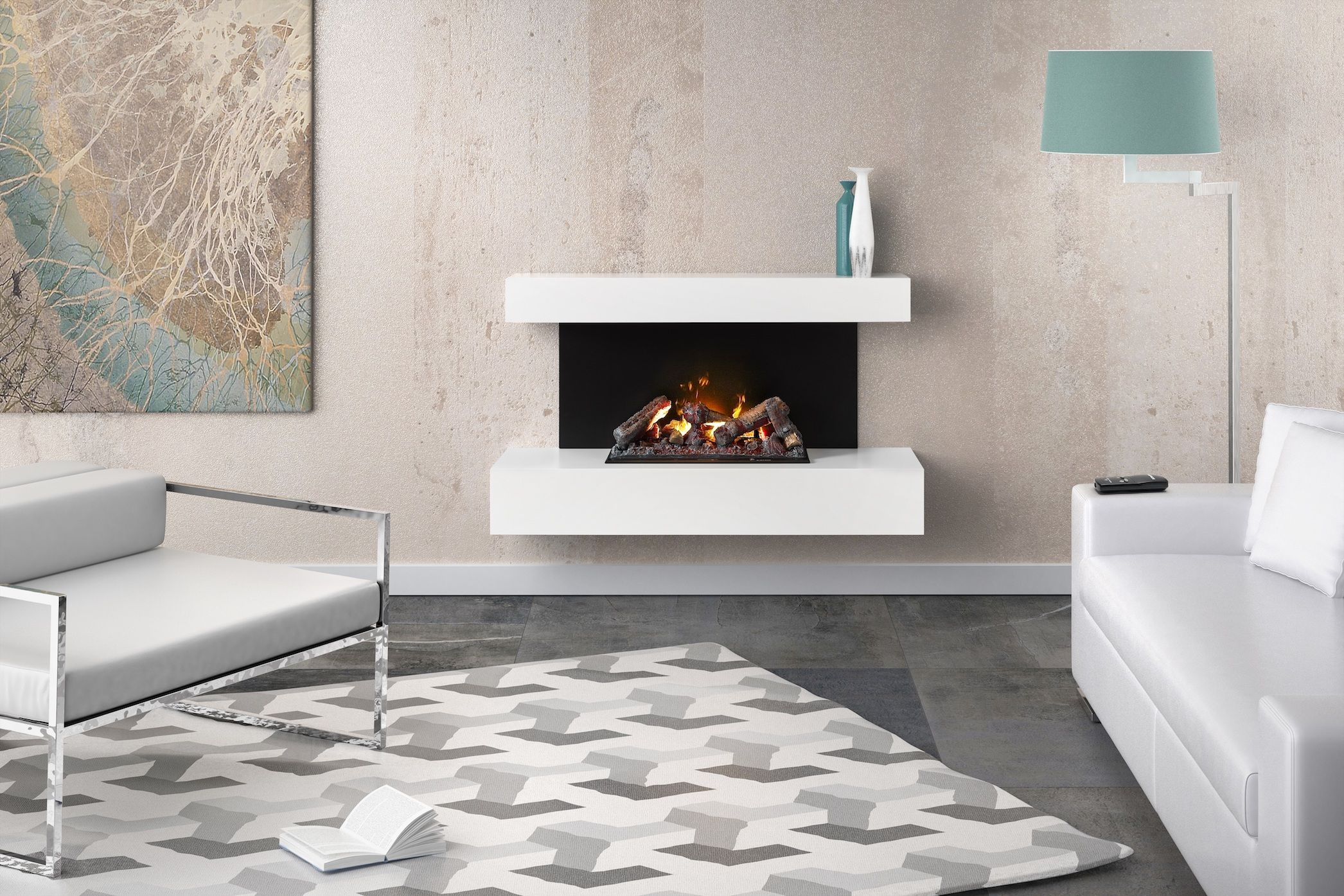 Fireplace Surround Ideas Choosing The Right Fireplace Mantel