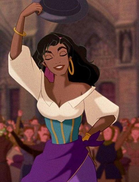Las Otras Princesas Disney
