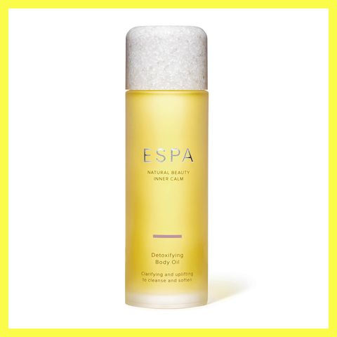 espa,detoxifying body oil