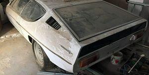 A la venta la mitad de un Lamborghini Espada