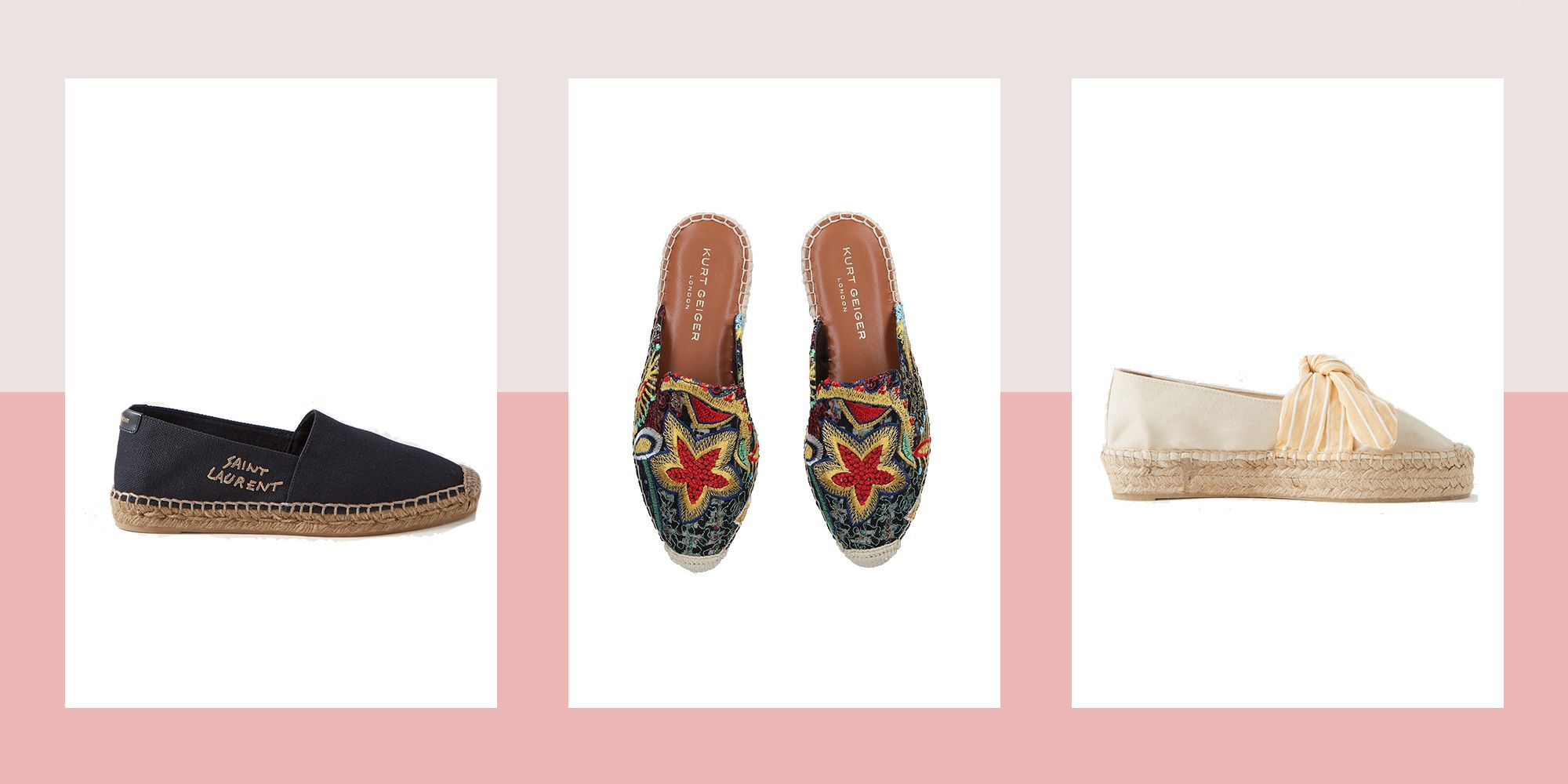The best women's espadrilles to shop now