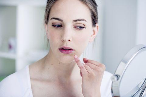 espejo en baño espejo de aumento o cosmético