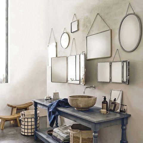 Cómo tener espejos brillante y sin vaho