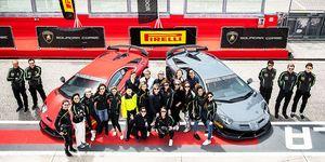 Automobili Lamborghini S.p.A.