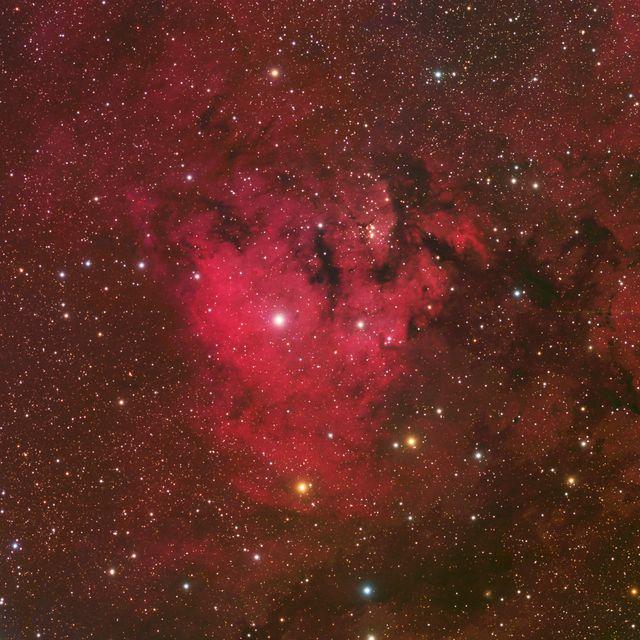 esplosione spazio stella