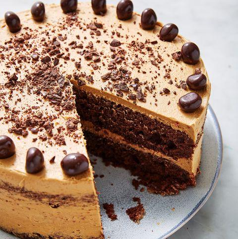 espresso martini loaf cake