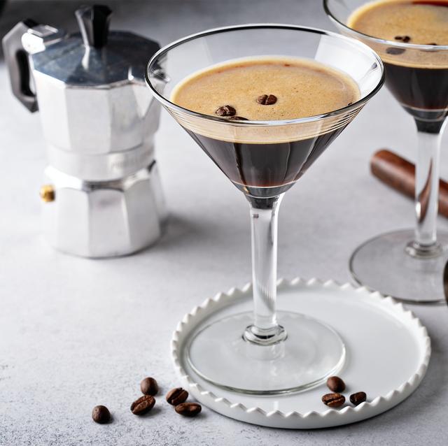 grey goose vodka cóctel espresso martini