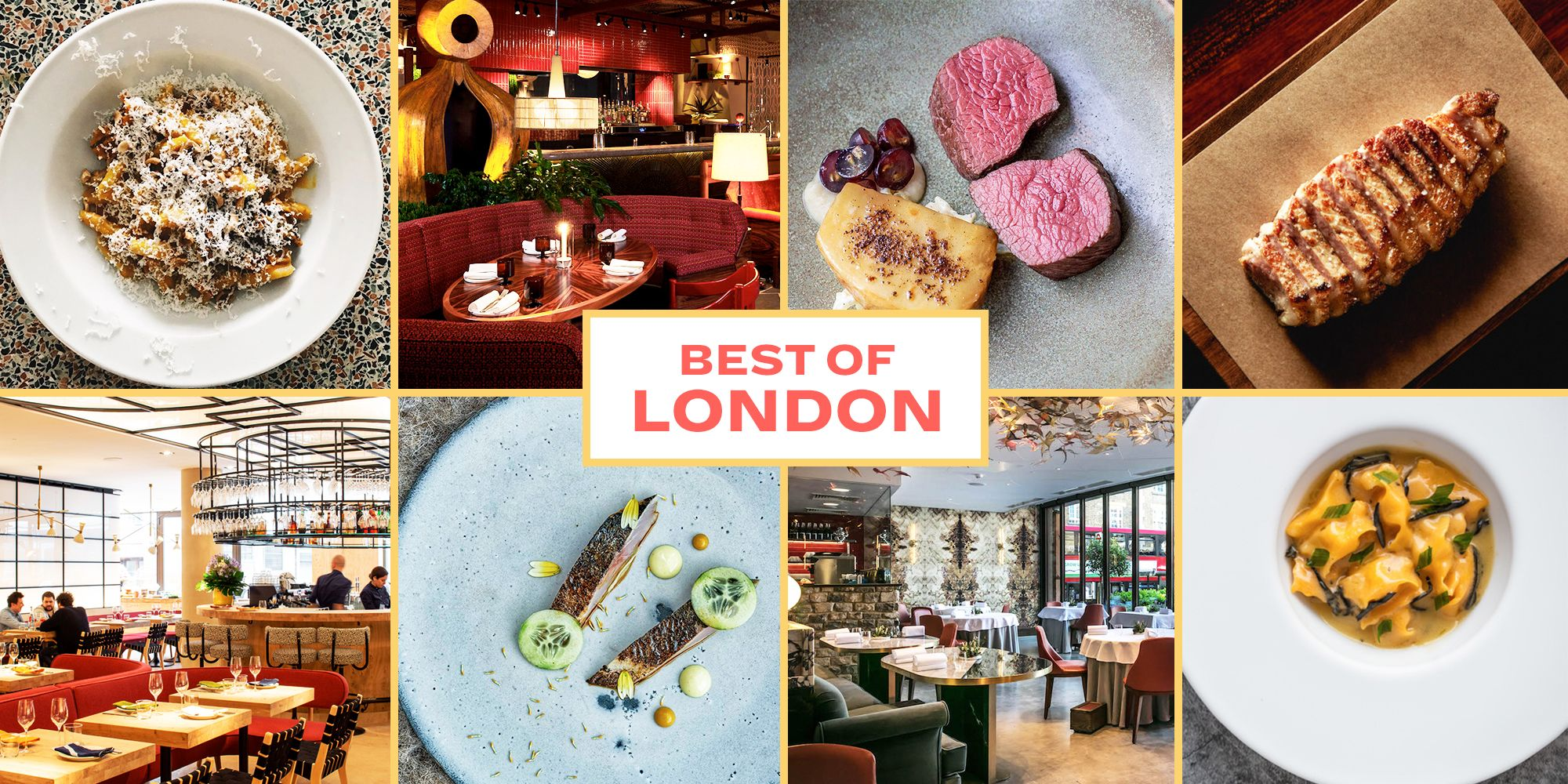 The Best Restaurants In London