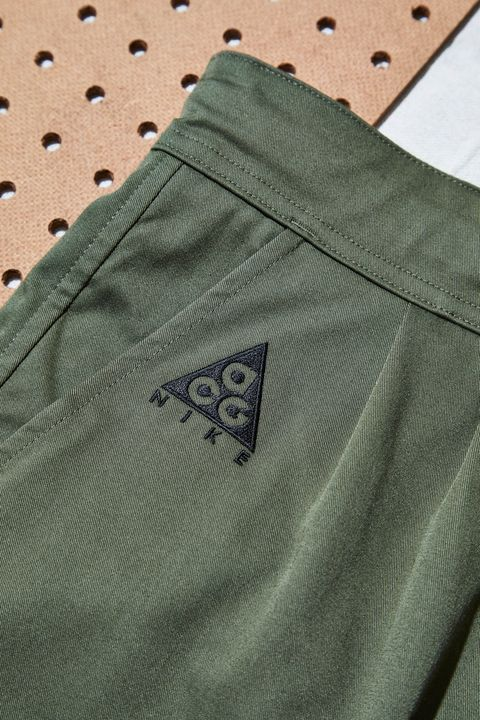 a closer look at the current take on the classic acg logo
