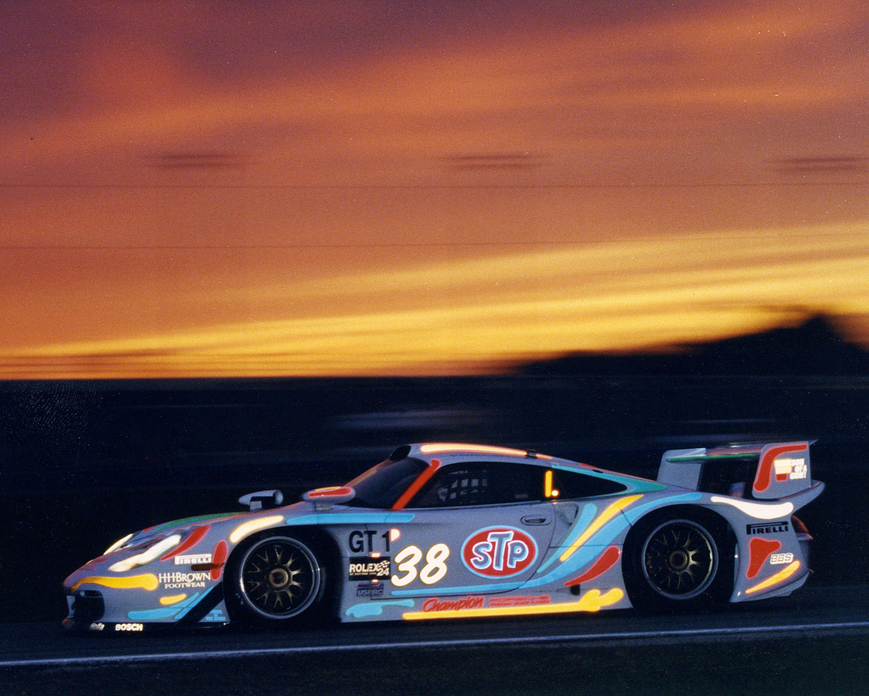 11 Photos of Porsche's Enduring Cool Throughout the Decades
