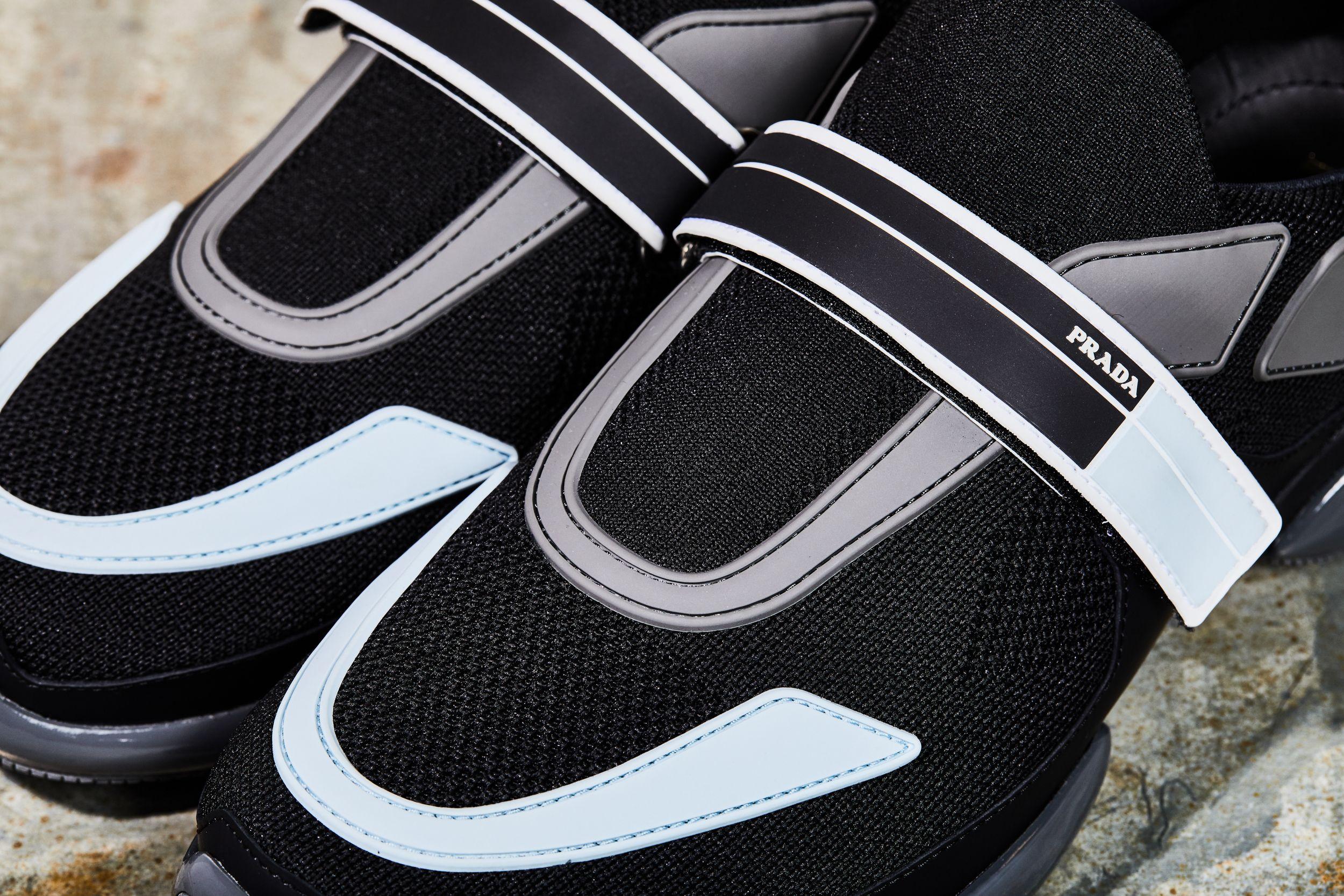Prada's New Cloudbust Sneakers Are