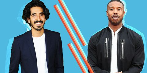 Who Is The Most Stylish Man Of 2018? Round Five: Dev Patel vs. Michael B. Jordan