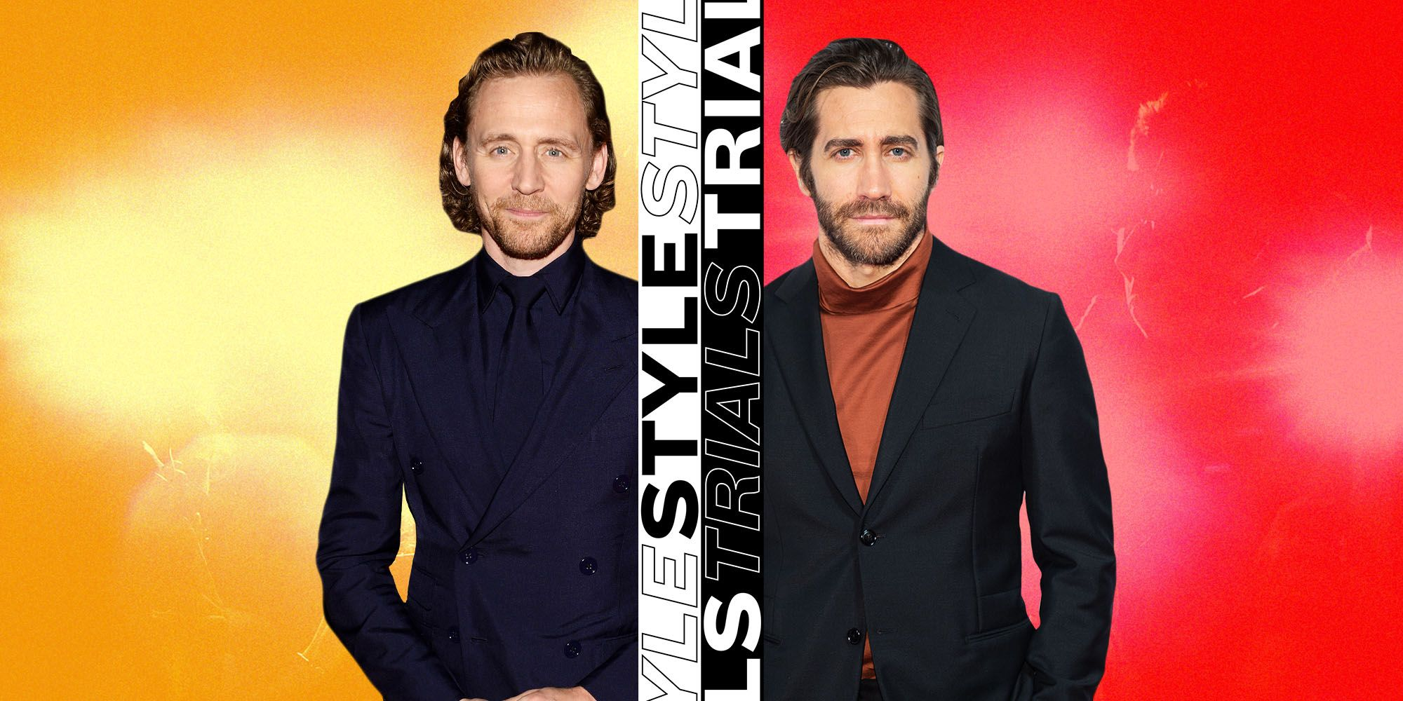 Style Trials 2019: Tom Hiddleston vs. Jake Gyllenhaal