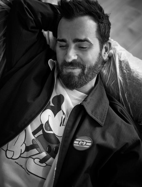 Justin Theroux Interview On Jennifer Aniston Breakup The Mosquito Coast And Life In New York