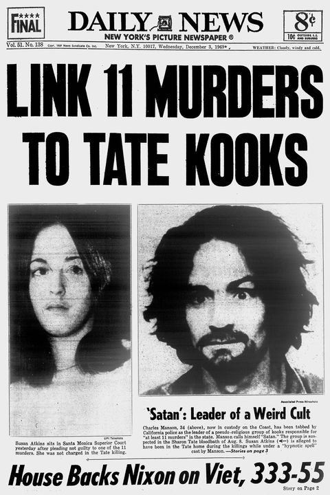 Why America Is Obsessed With Charles Manson - Manson Family