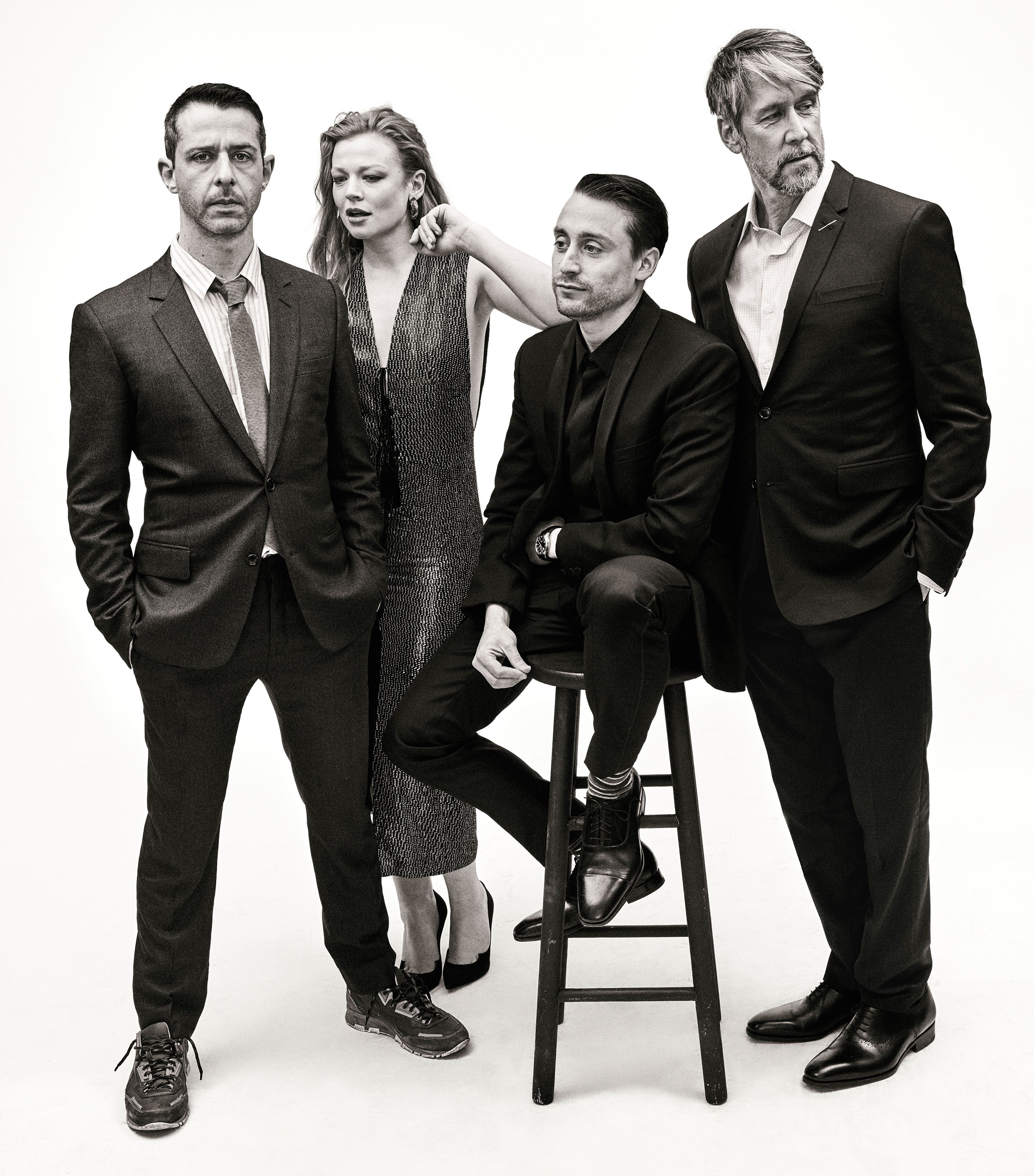 Succession Hbo Review The Characters On Succession Are Not
