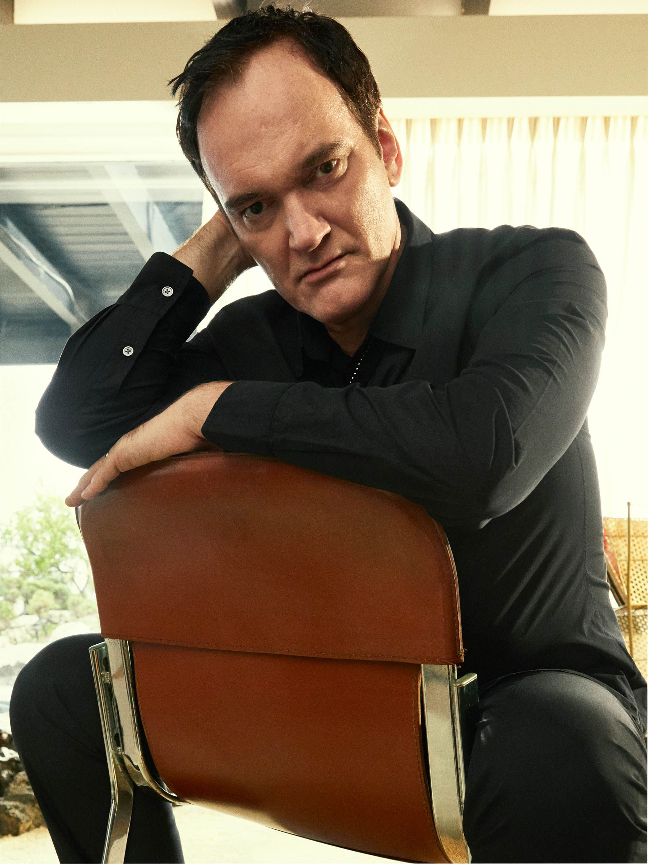 """Quentin Tarantino The director says of his new film, """"I think of it like my memory piece... my love letter to LA."""""""