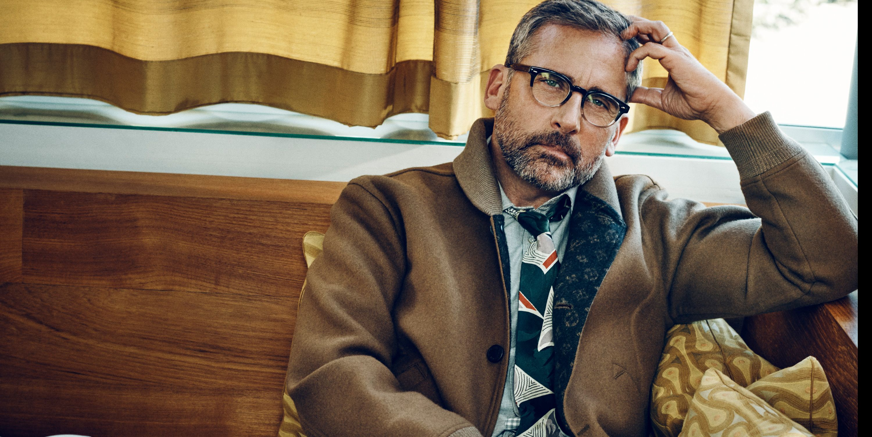 Steve Carell Was Never In It For The Laughs