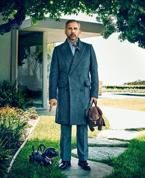72d940069f0a Steve Carell Talks Beautiful Boy, Rebooting The Office and Playing ...