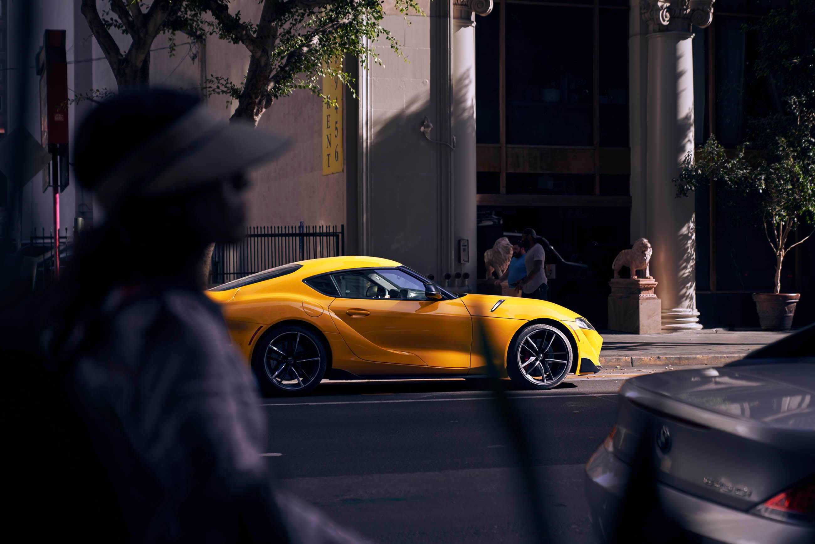 The Toyota GR Supra Is Esquire's Car of the Year