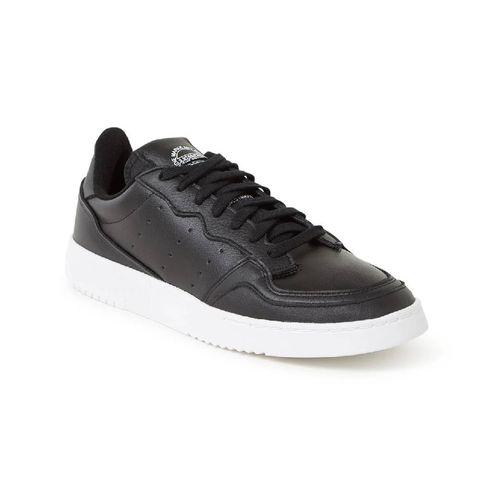 adidas originals   zwarte sneakers heren   leer