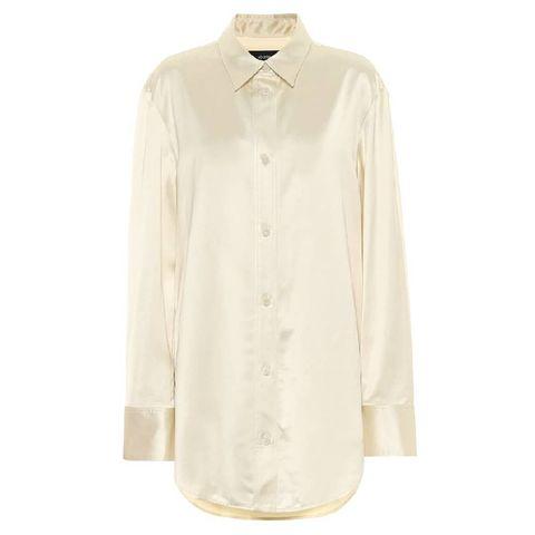 josep satin blouse satijn