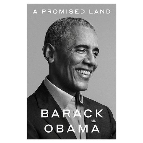 barack obama a promised land boek