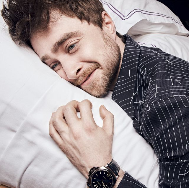 Esquire abril Daniel Radcliffe