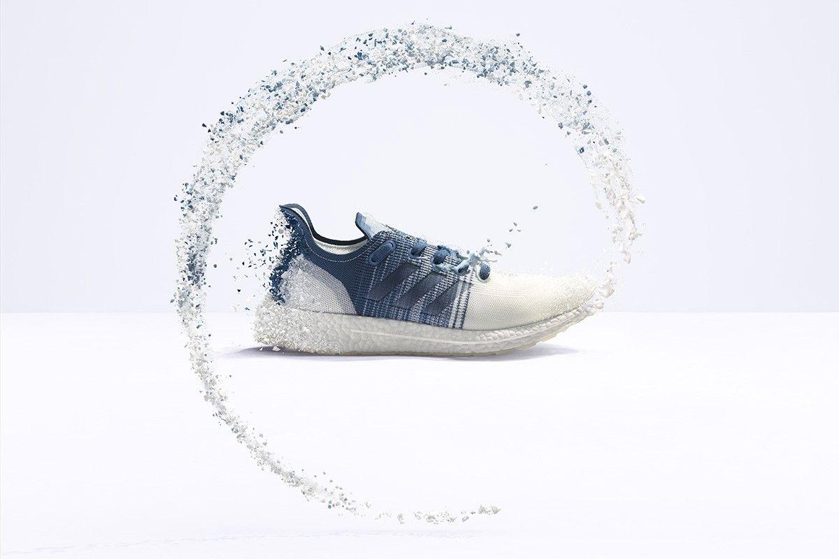 adidas scarpe materiale riciclato