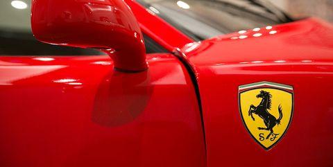 Land vehicle, Vehicle, Car, Red, Sports car, Automotive design, Supercar, Luxury vehicle, Race car, Coupé,