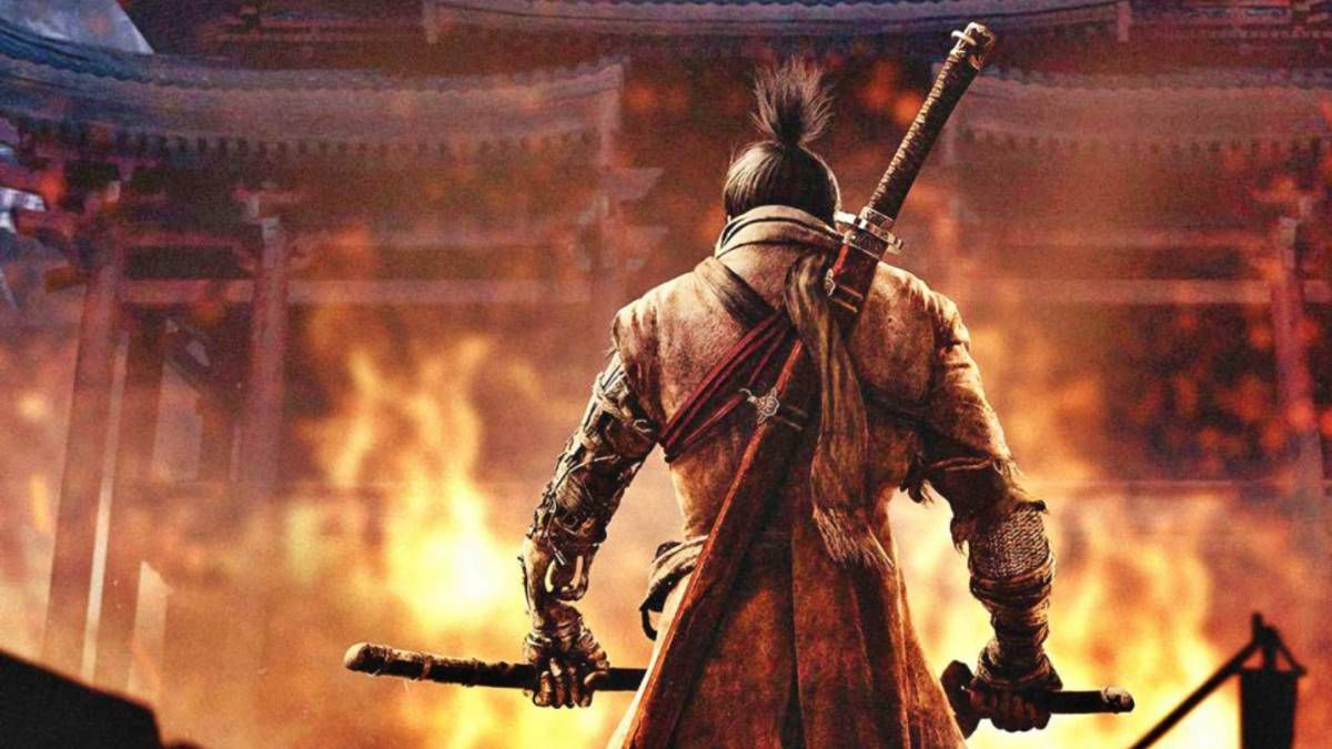 Sekiro: Shadows Die Twice mejores juegos esquire