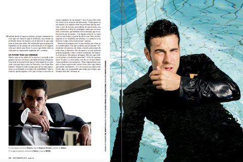 Esquire noviembre