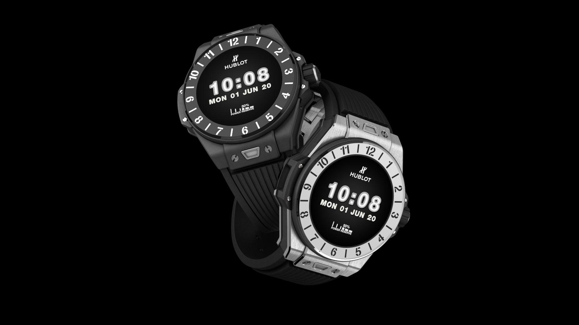 Orologi Designer Del Tempo l'orologio uomo hublot del 2020 è un digital watch di nuova
