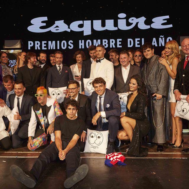 Esquire Premios Hombre del Año 2019