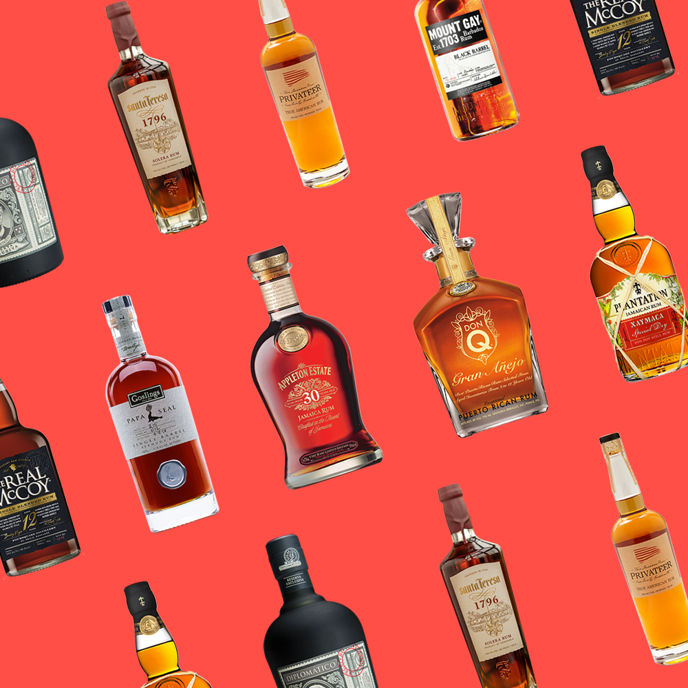 The 10 Best Rum Brands to Drink Now