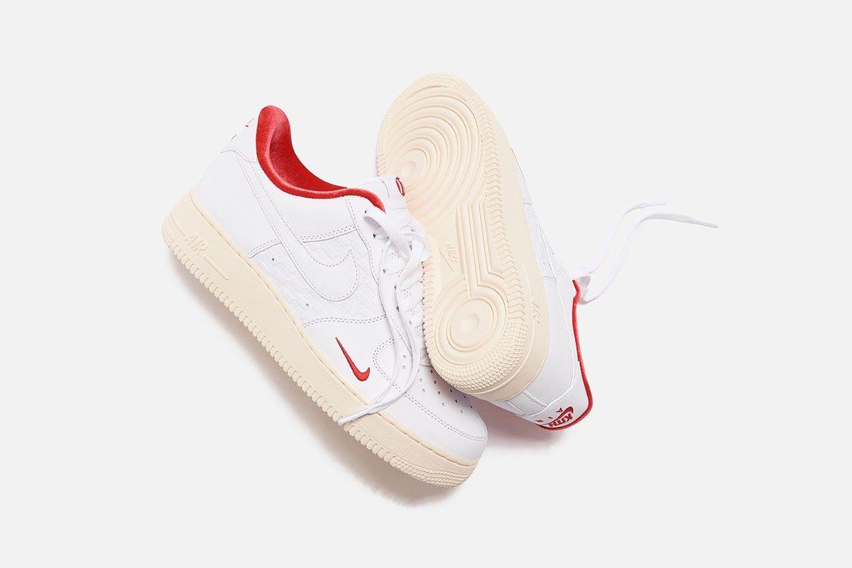 Ecco le nuove sneakers uomo Nike Air Force 1 disegnate da