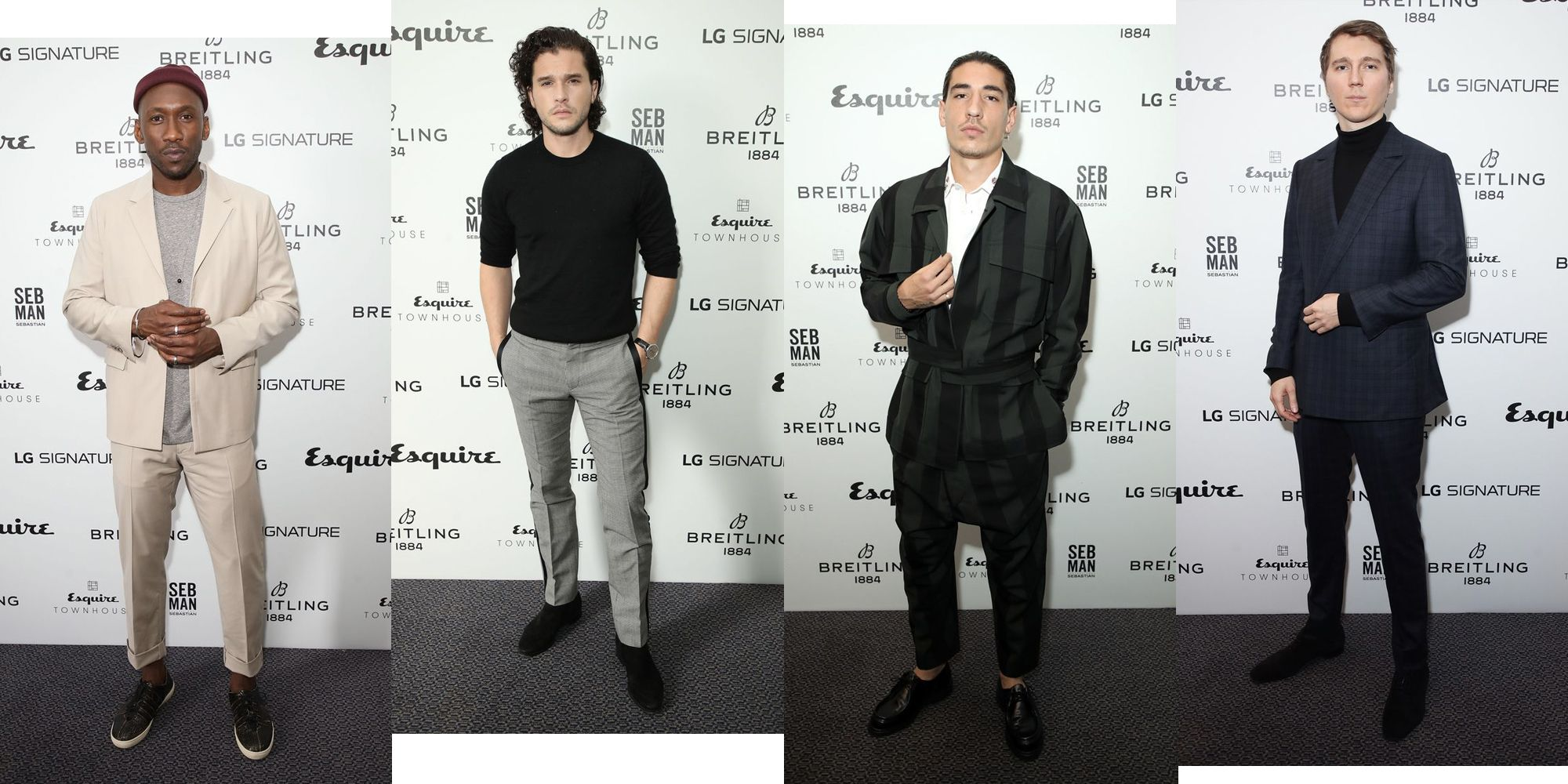 esquire townhouse best dressed