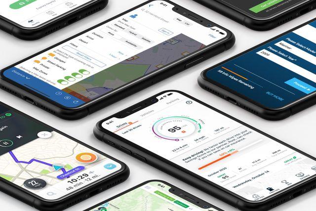 7 best driving apps on black iphones