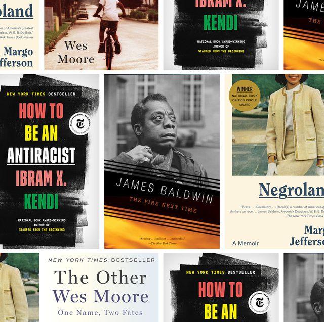 books, race, racial justice