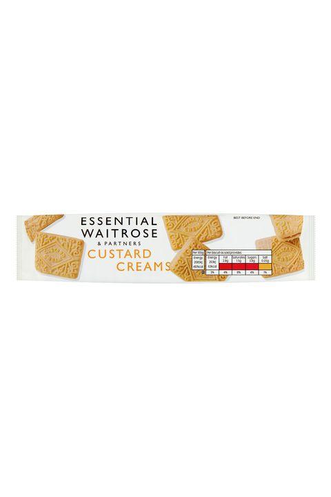 best custard cream biscuits