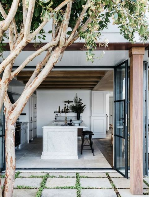 House, Property, Building, Room, Home, Interior design, Tree, Architecture, Ceiling, Porch,