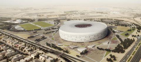 3 estadios del mundial de Qatar tienen sello 'made in spain'