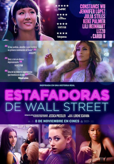 Estafadoras de Wall Street Póster - Estríperes J.Lo y Cardi B
