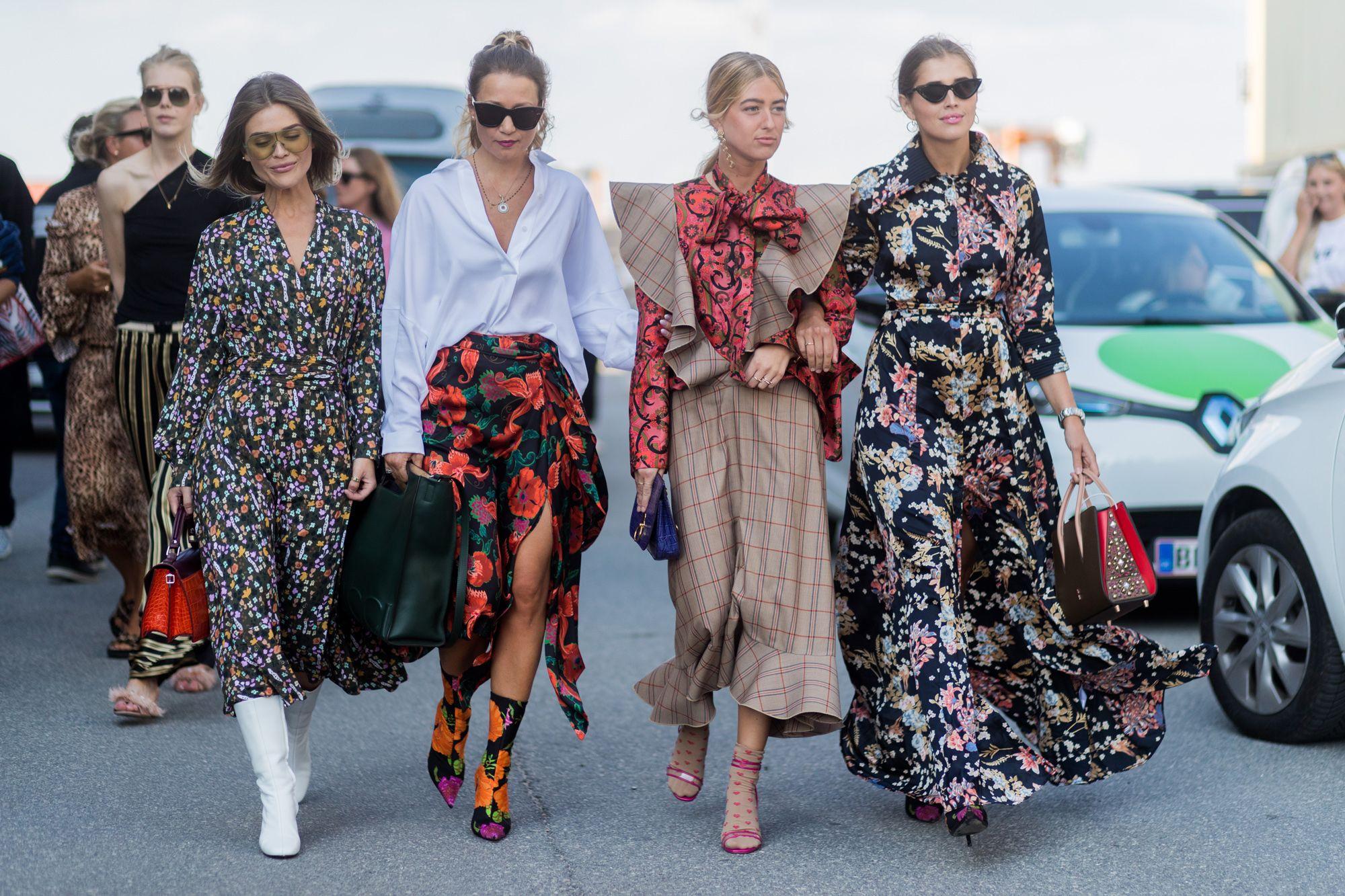El Print Animal triunfa en la Moda Hombre 2019