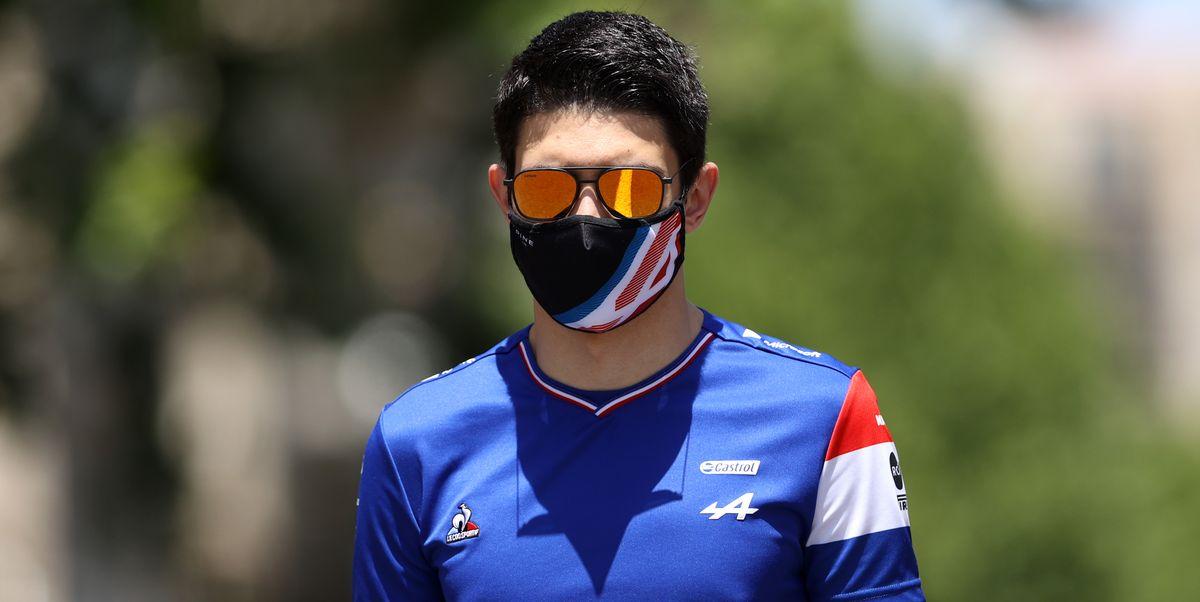 Alpine F1 Team apuesta por Esteban Ocon y renueva hasta 2024