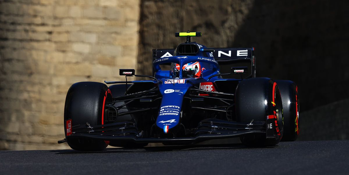 Why the Alpine F1 Team Locked Down Esteban Ocon With New 3-Year Deal